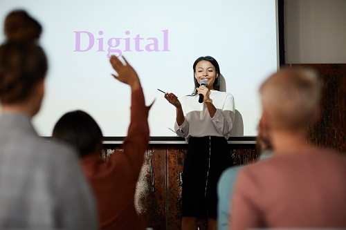 une formation communication digitale