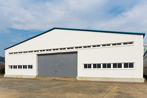 une porte de garage de qualité